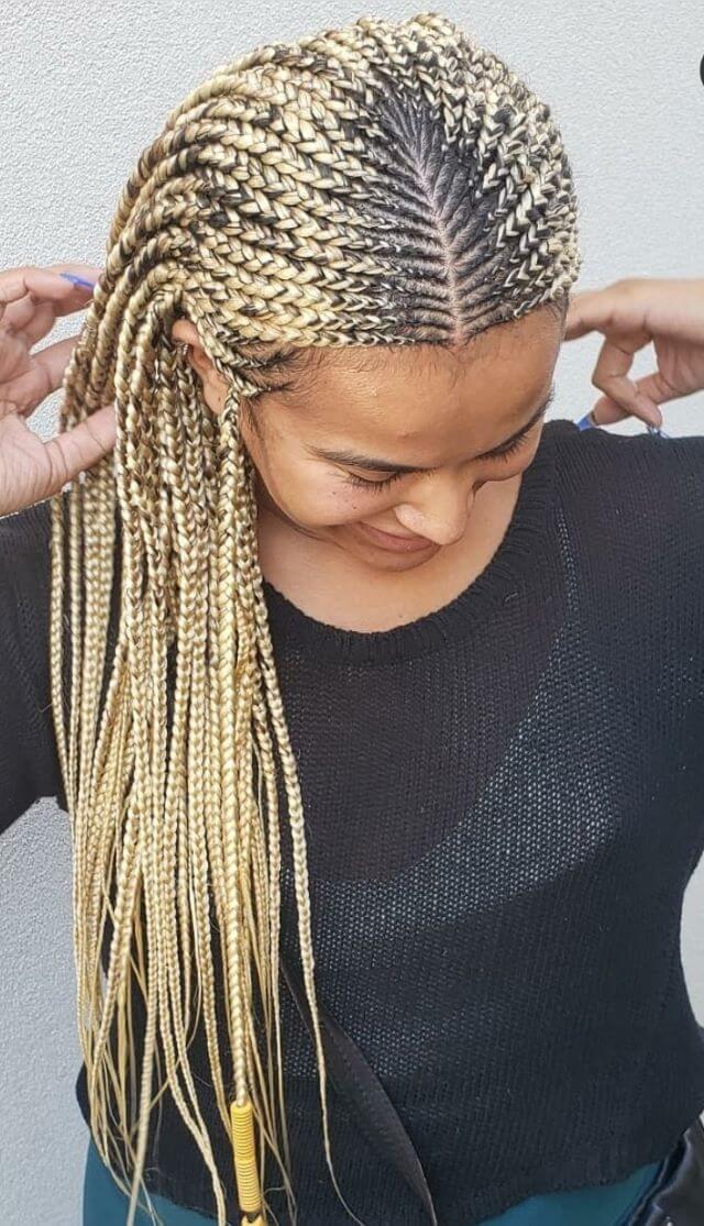 Tribal Braids #3